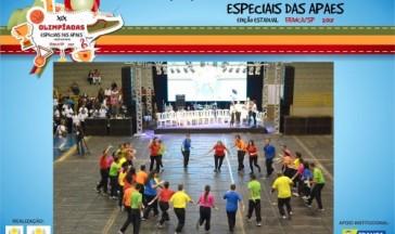 XIX Olímpiadas Especiais das APAES