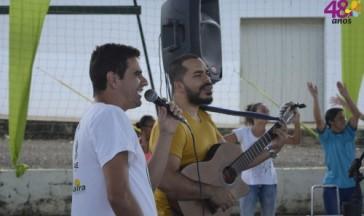 Show com Músico Caio César