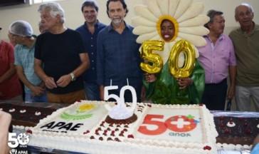ANIVERSÁRIO DA APAE 50 anos