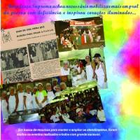 A sociedade Francana sempre presente em todas as promoções realizadas ao longo da história da APAE-Franca.