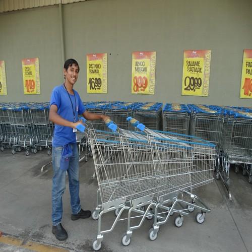 TONIN Superatacado - Av. Prof. Moacir Vieira Coelho