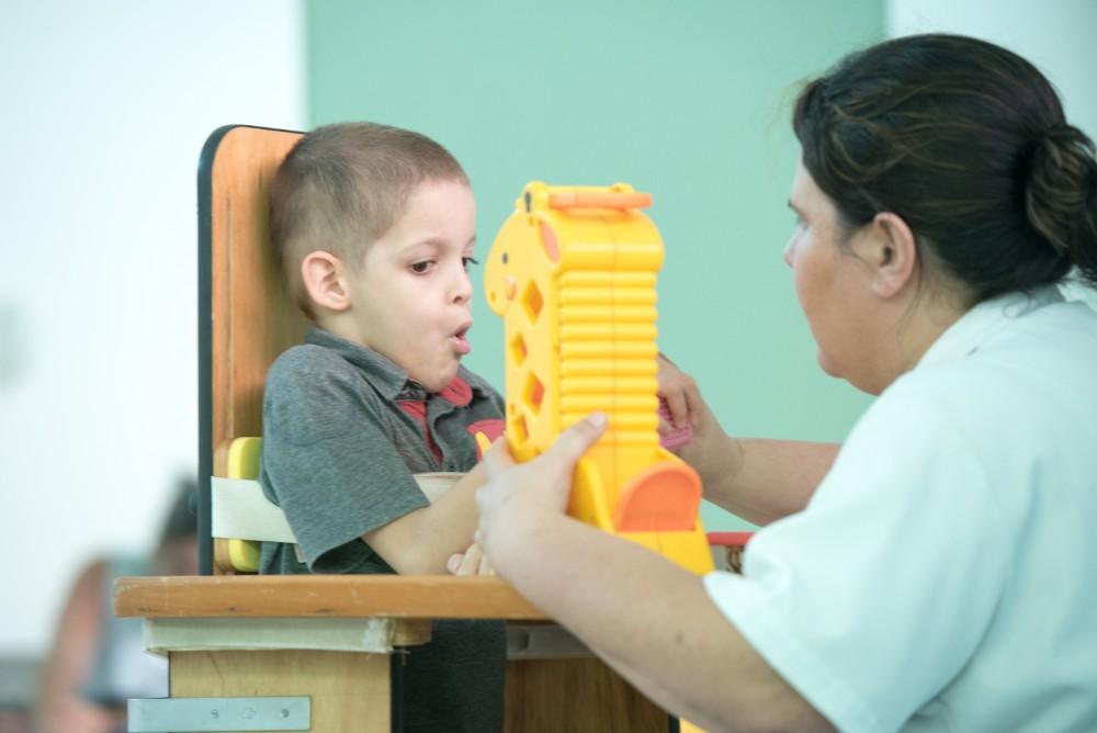 Centro Especializado em Reabilitação - CER II