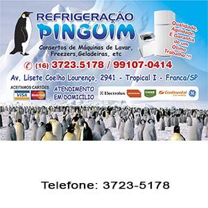 Refrigeração Pinguim