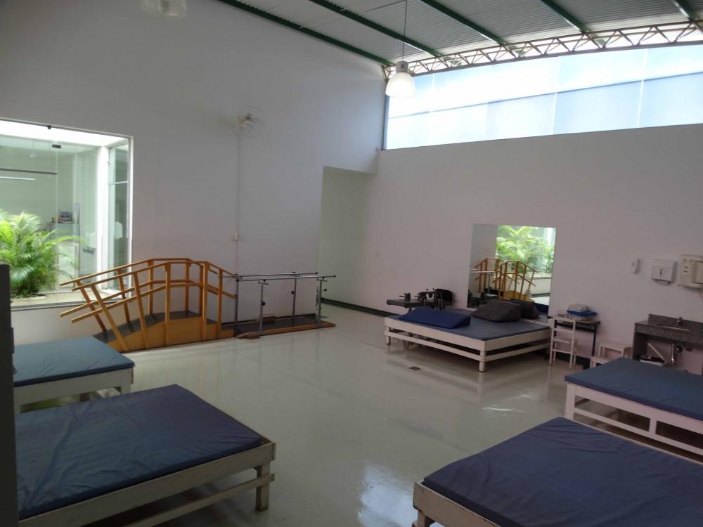 Sala de Atendimento de Fisioterapia